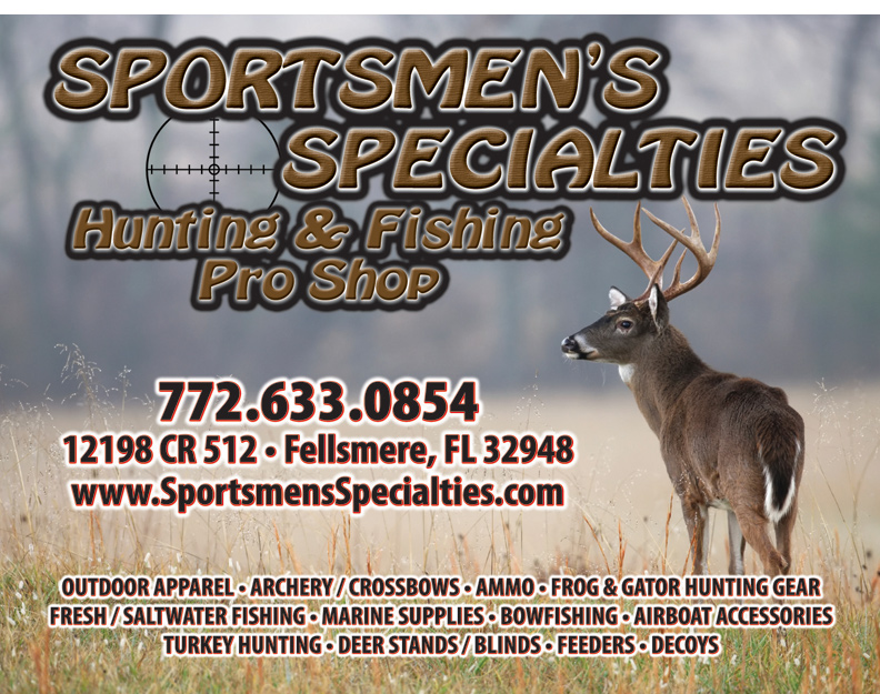 Sportsmen's Specialties Hunting & Fishing Pro Shop